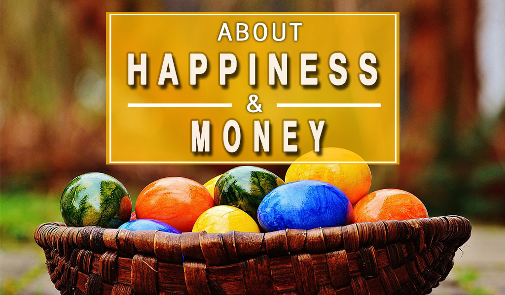 About Happiness and Money