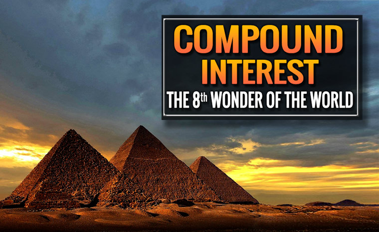 Compound Interest: The 8th Wonder of The World