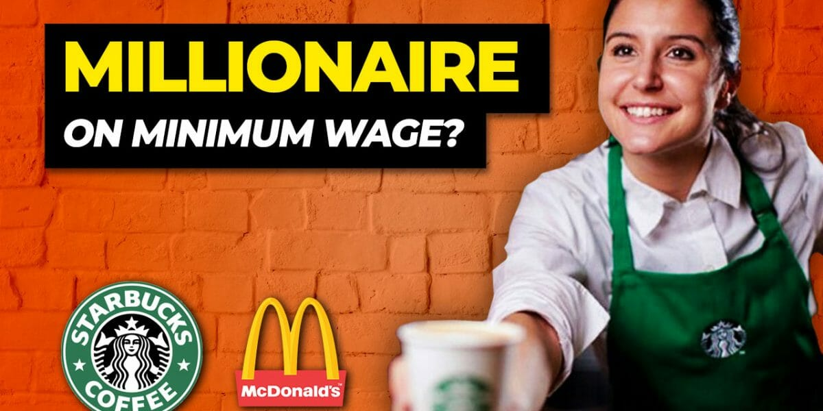 How to Become a Millionaire Even on Minimum Wage (Seriously!)